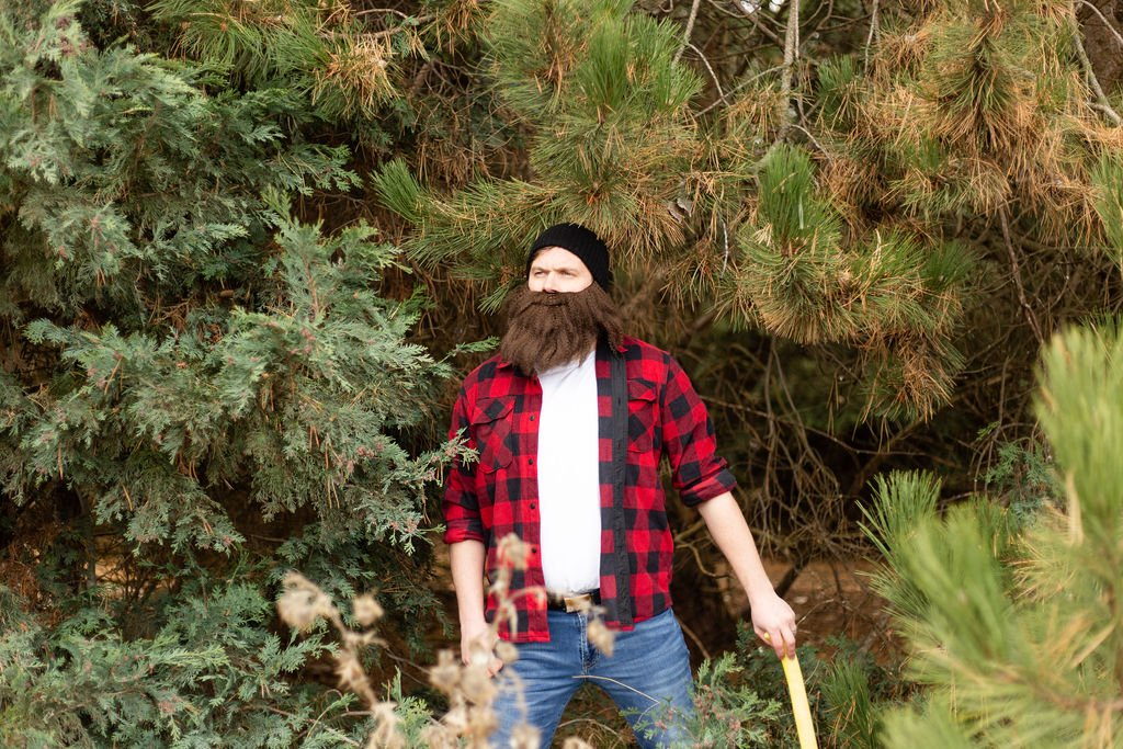 Things a man should know - lumberjack